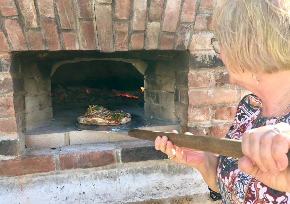 Front Street Community Oven Update June 2019