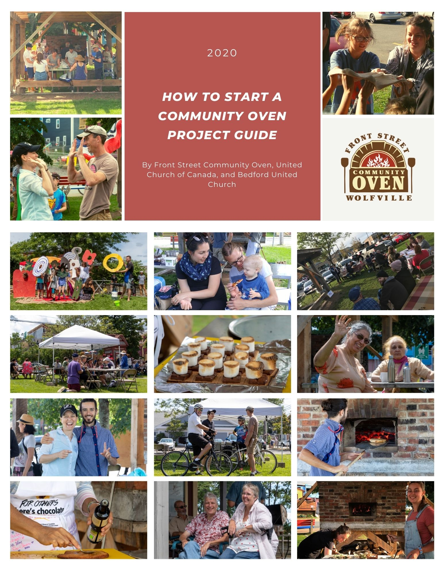 Table of Contents-How-to-start-a-woodfired-community-oven-project