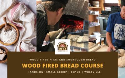 Wood Fired Sourdough Bread Masterclass (Fundraiser)